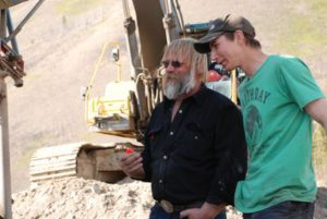 Parker Schnabel und Tony Beets- <br>© Discovery Networks